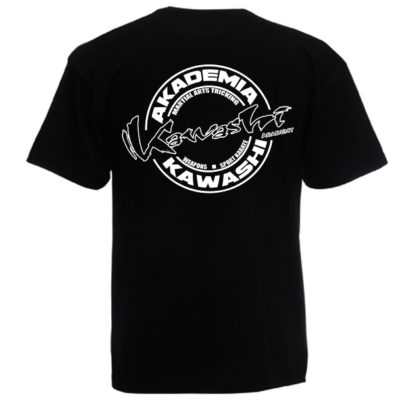 T-shirt Kawashi Academy (czarny)