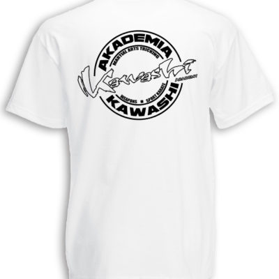 T-shirt Kawashi Academy Junior (biały)