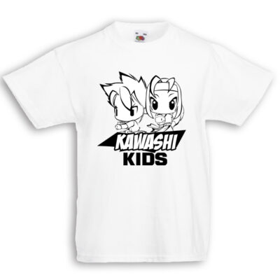T-shirt Kawashi Academy Kids (biały)