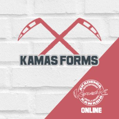 """Weapons Forms (kurs form z bronią """"Kama"""")"""